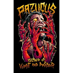 Pazucus: Island of Vomit and Despair [Blu-ray]