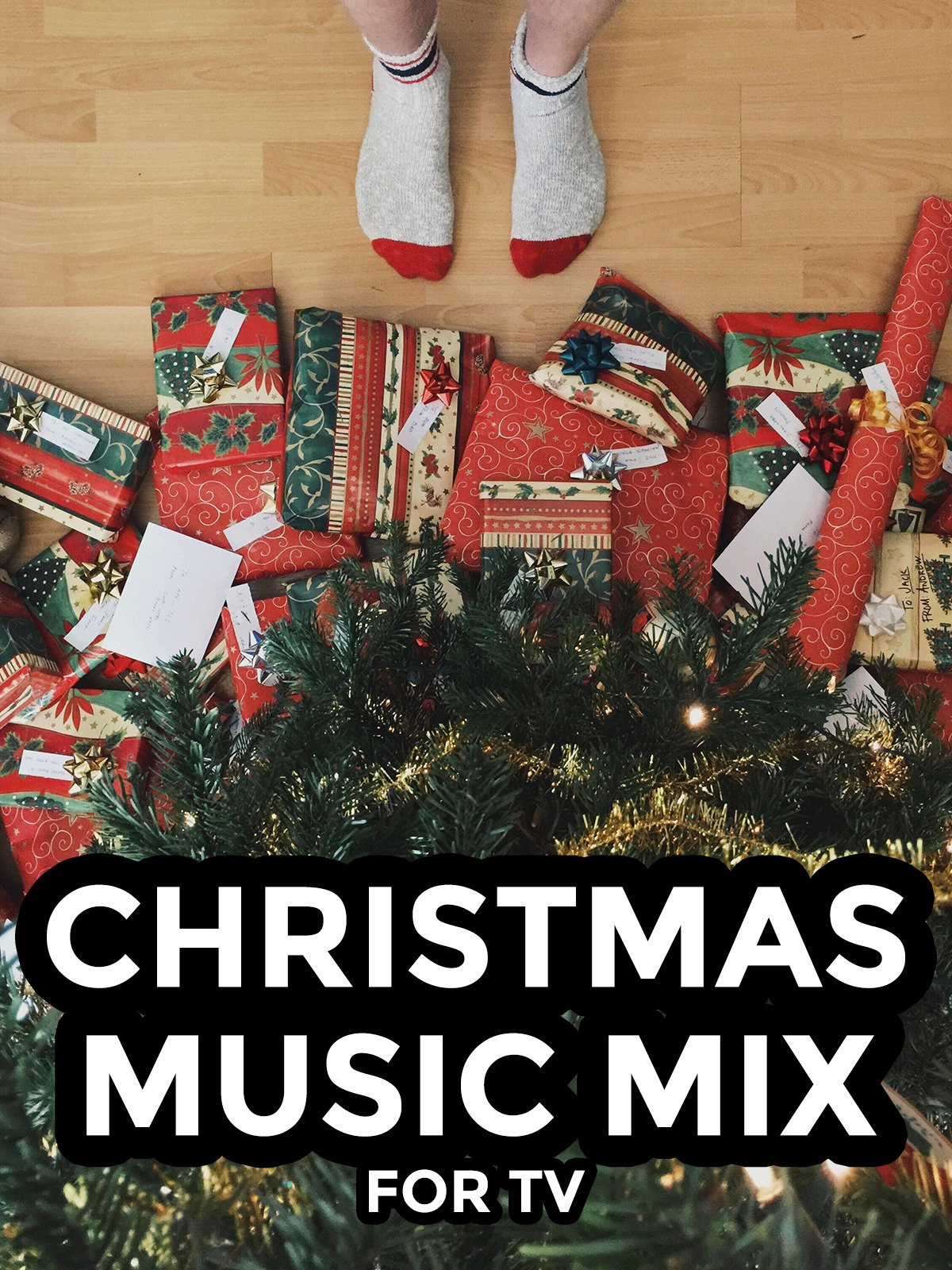 Christmas Music Mix for TV on Amazon Prime Video UK