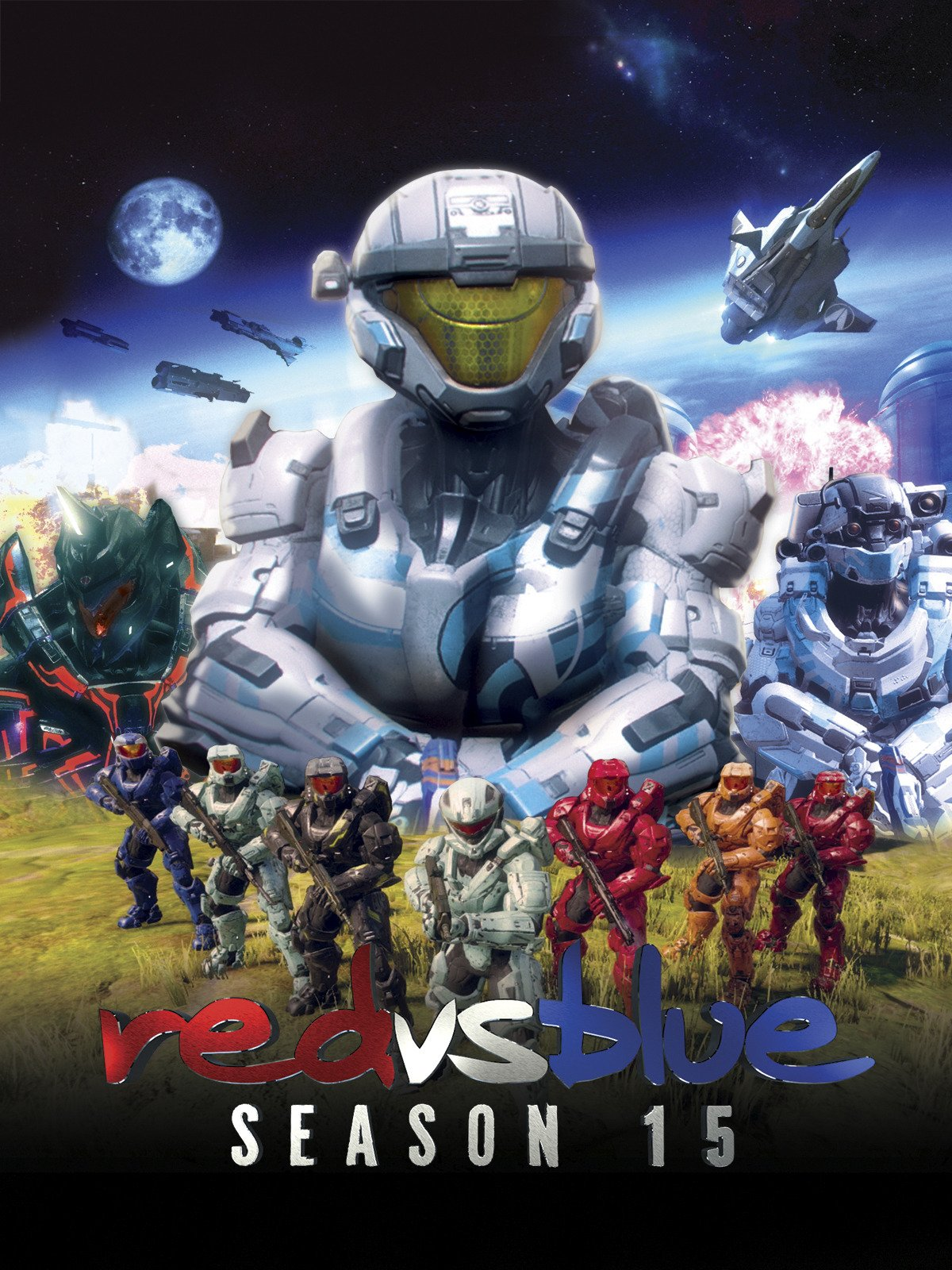 Red vs. Blue: Season 15