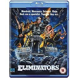 Eliminators 2019 [Blu-ray]