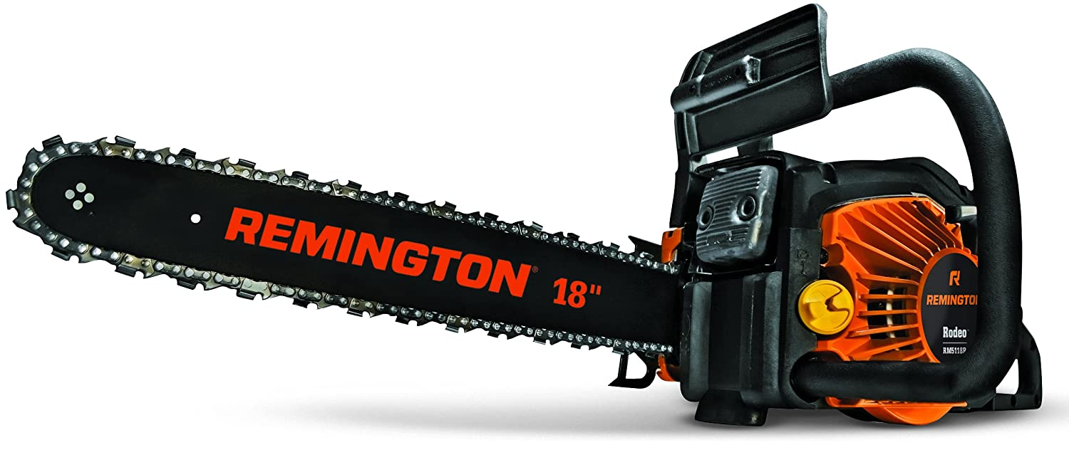 Remington Gas Chainsaw