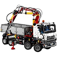Lego Technic 42043 Mercedes-Benz Arocs Truck