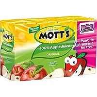 32-Pack Mott's 100% Original Apple Juice (6.75 fl oz boxes)