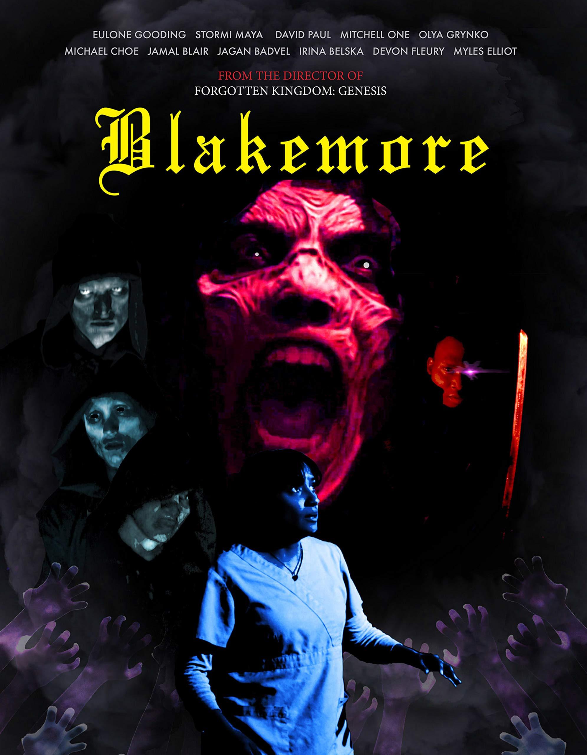 Blakemore on Amazon Prime Video UK