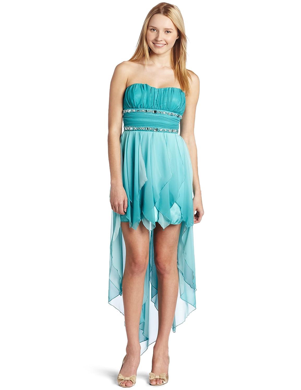 Strapless Dresses For Juniors