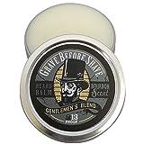 GRAVE BEFORE SHAVE Gentlemen's Blend Beard Balm (Bourbon Scent) (4 oz.) (Tamaño: 4 oz.)