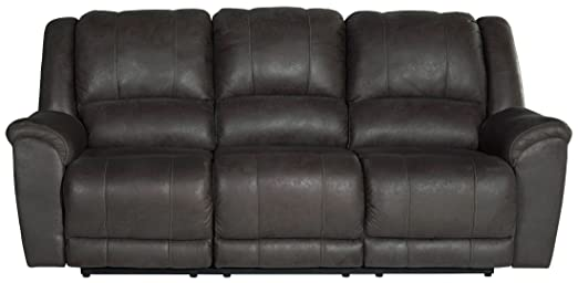 Niarobi Gray Reclining Sofa