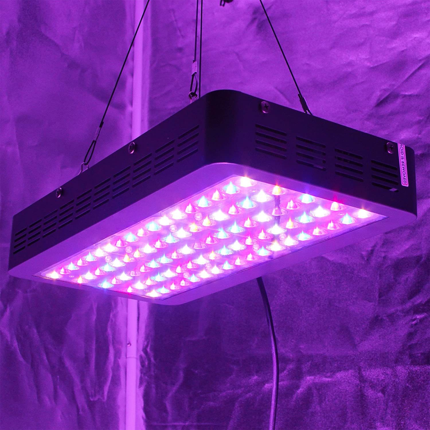 best led grow lights 2017 reviews guide on the market. Black Bedroom Furniture Sets. Home Design Ideas