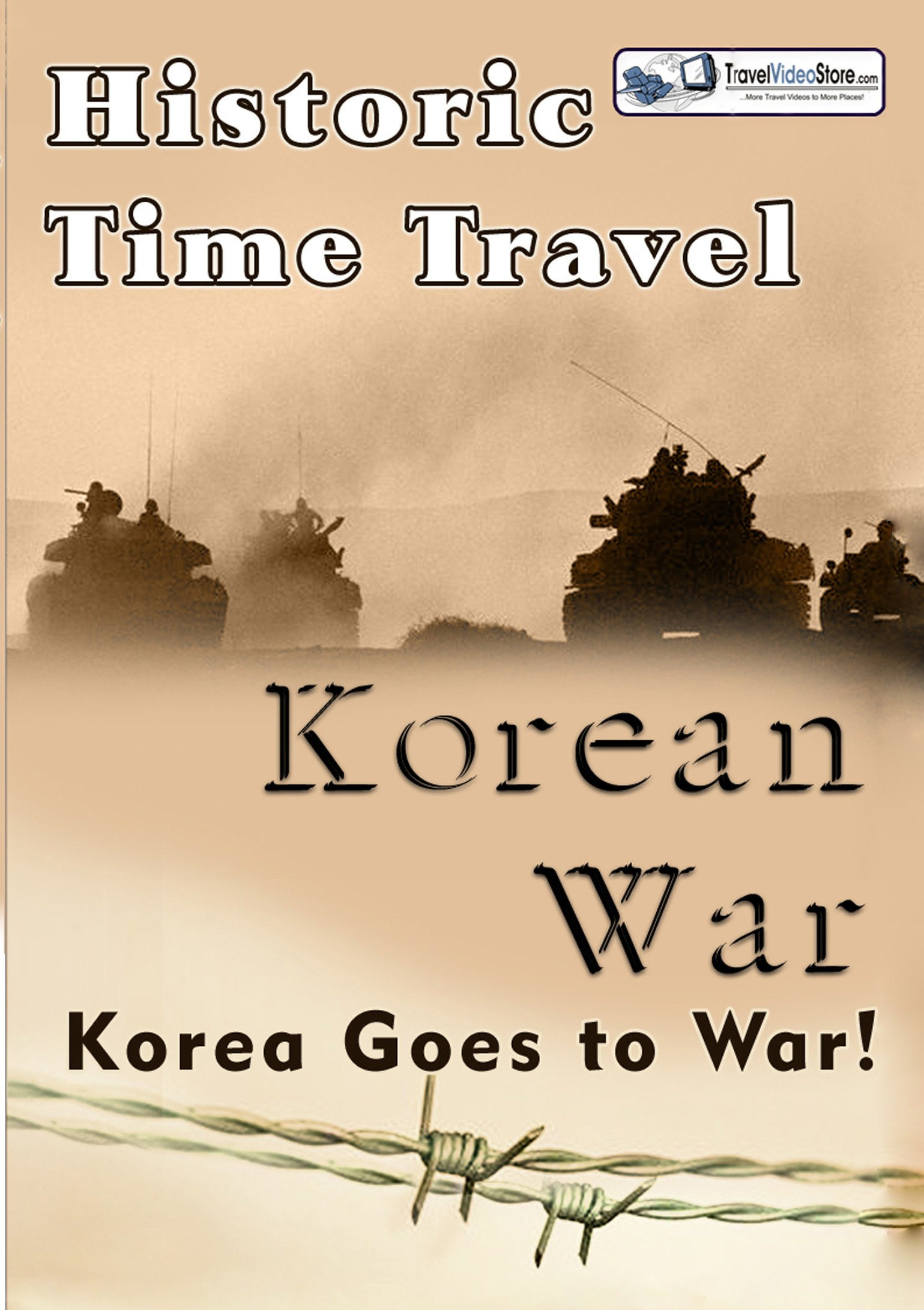 Historic Time Travel - Korean War - Korea goes to War. on Amazon Prime Instant Video UK