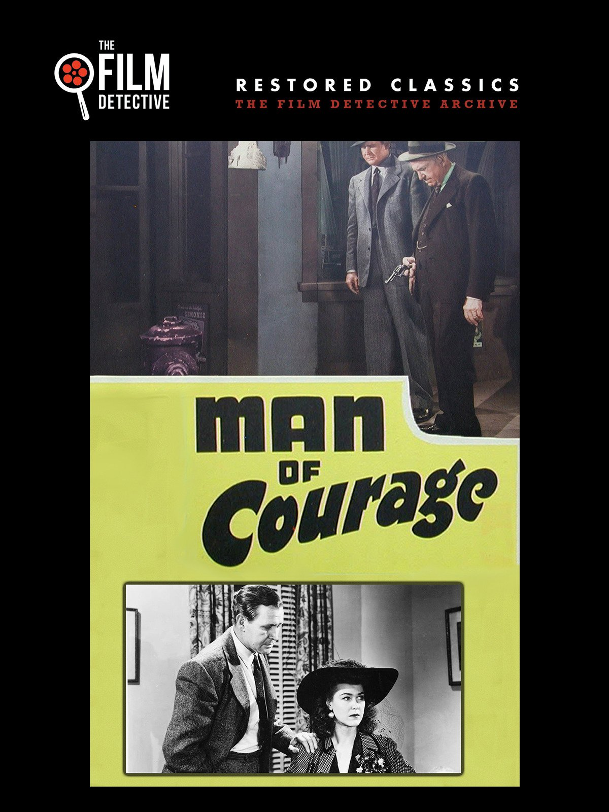 Man of Courage