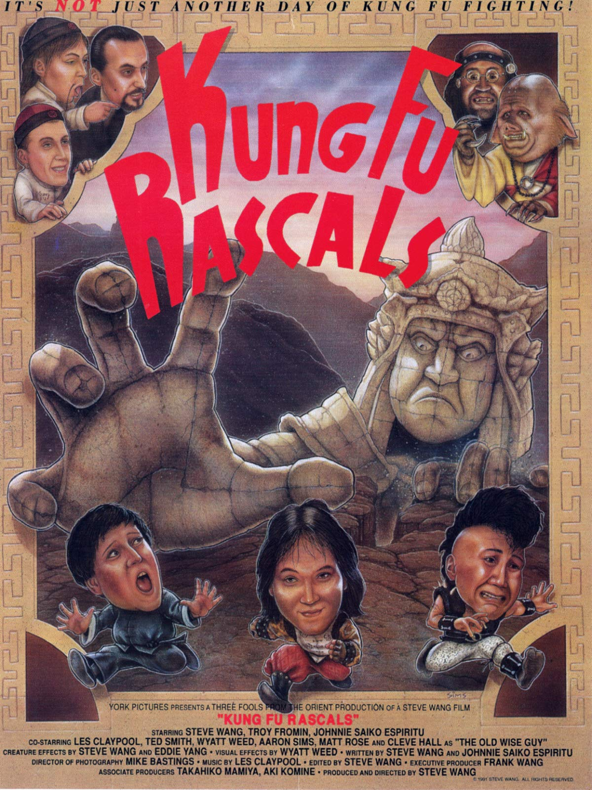 Kung Fu Rascals on Amazon Prime Video UK