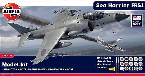 Airfix - A50010 - Maquette - Sea Harrier FRS1