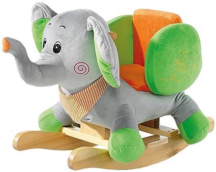 Schaukelelefant von Heunec