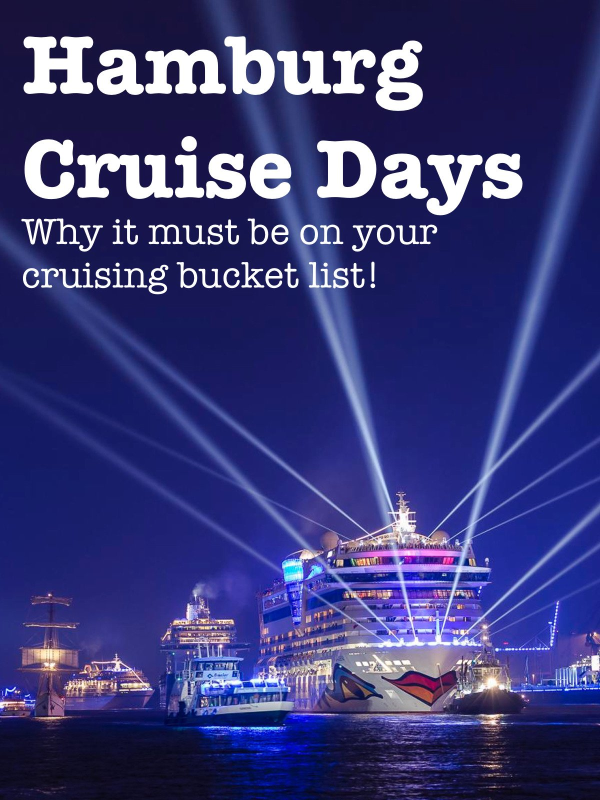 Review: Hamburg Cruise Days. Why it must be on your cruising bucket list! on Amazon Prime Instant Video UK