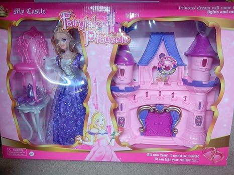 """Nouveau et exclusif """"Princesse conte de fées avec musique et accessoires"""