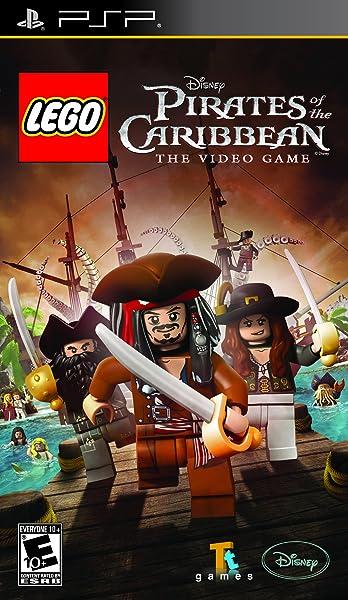LEGO Pirates of the Caribbean para Sony PSP.