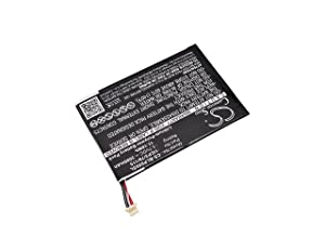 Cameronsino Li-Polymer Battery for BLU 1ICP3/79/115, fits BLU TouchBook 7.0 Pro P60W, 3.70V 3000mAh / 11.10Wh