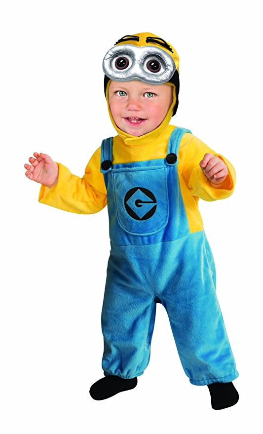 Minion Costume for Baby Boy