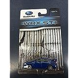 Official Subaru Gear WRX STi Die Cast Toy Car (Color: Blue)