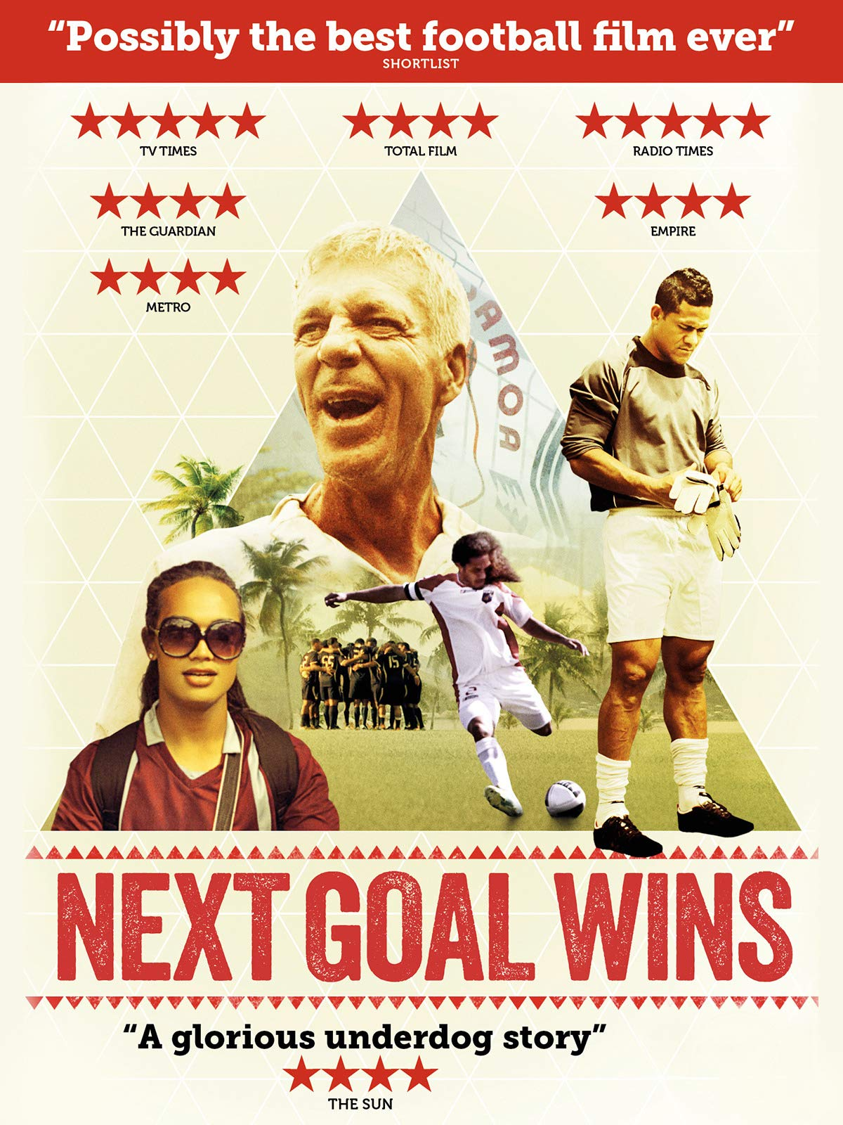 Next Goal Wins on Amazon Prime Video UK