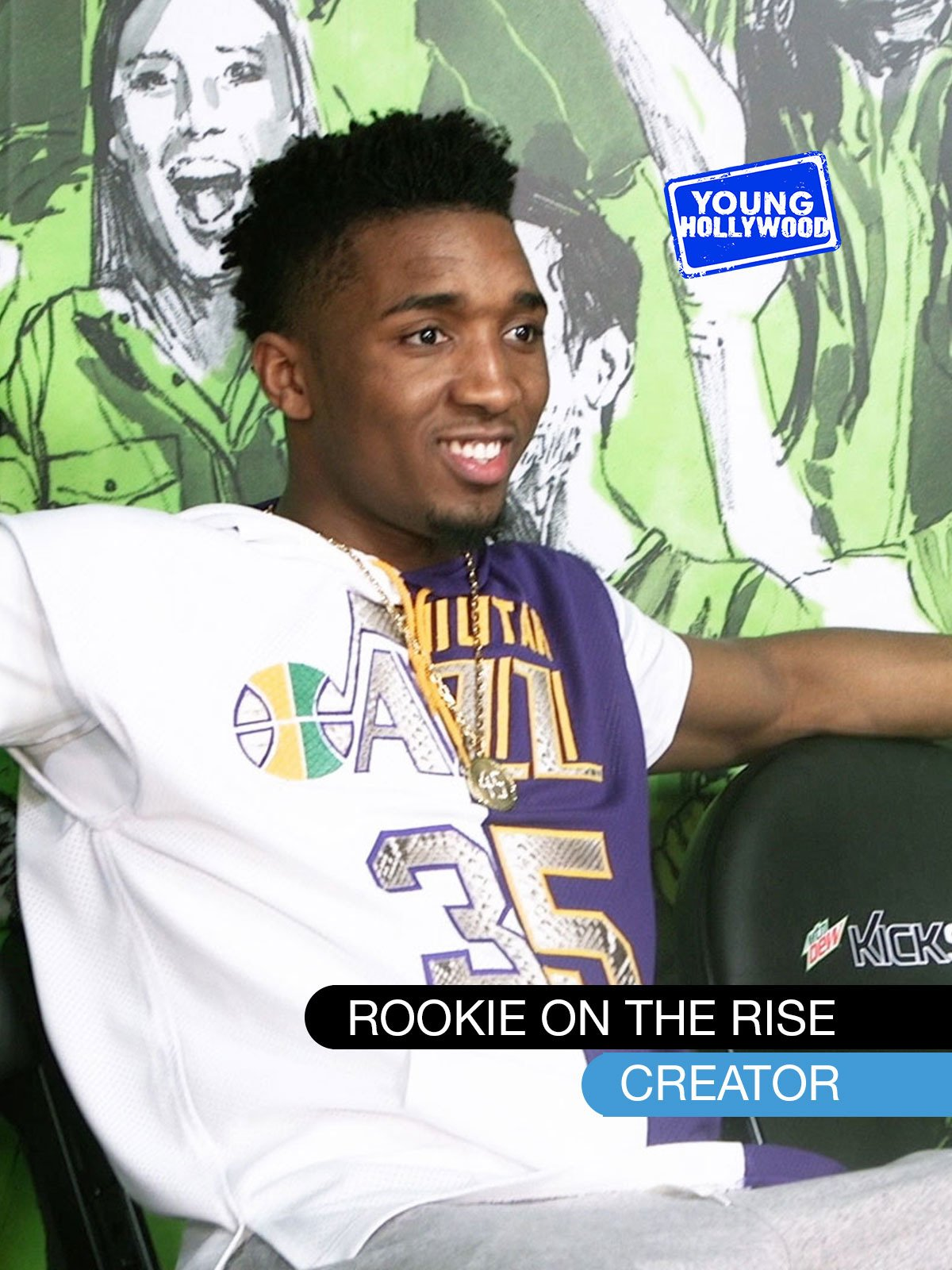 Rookie on the Rise: Creator on Amazon Prime Instant Video UK