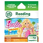 Leap Frog LeapFrog Barbie Learning Game Malibu, Multi Color
