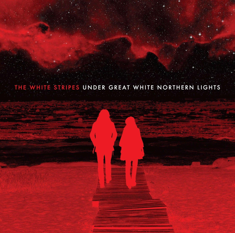 Northern Lights Blackpool White Northern Lights