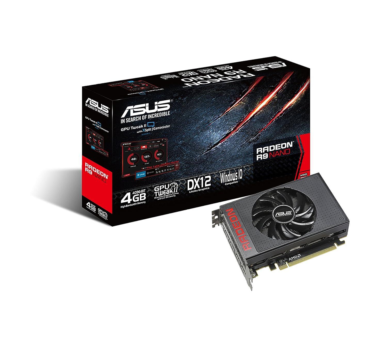 ASUS AMD Radeon R9 NANO High-End Graphics Card