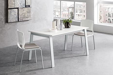 POINT - DELTA extendable dining table