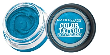 Buy Maybelline Color Tattoo, Tenacious Teal Online at Low Prices ...