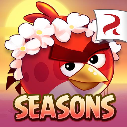���� ������� ���� ������ ������� ���������  Angry Birds Seasons 5.1.0 Apk   (�����)
