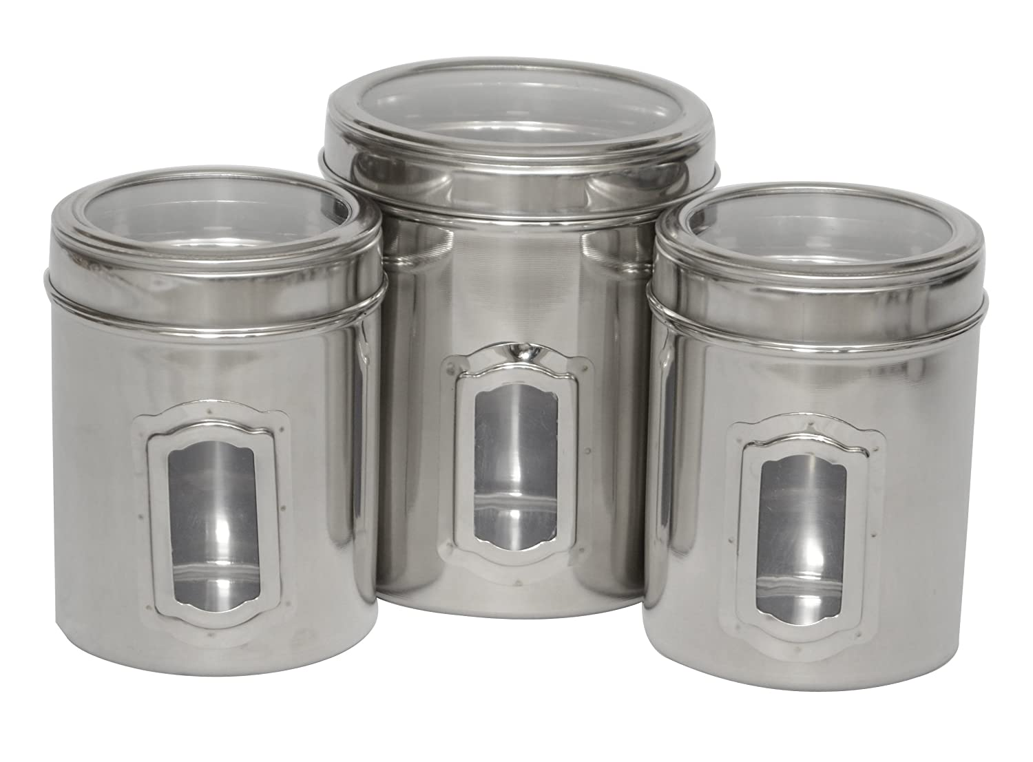 Decorative Dog Food Canisters