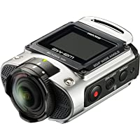 Ricoh WG-M2 Action Camera (Silver)