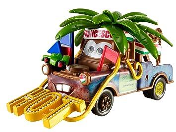 Disney Pixar CARS - Y0541 FRANCESCO FAN MATER - Voiture OVERSIZED DELUXE - Asst.Y0539 2013