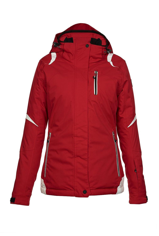 killtec – Damen Funktionsjacke in Rot oder Blau, Winddicht – Wasserdicht, Amadona, H/W 2015 (27108) jetzt bestellen