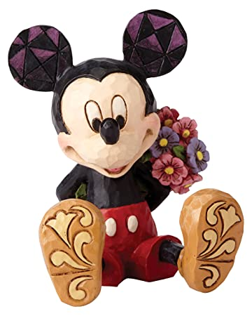 Enesco - 4054284 - Disney Trad -Mickey Assis Mini Figurine