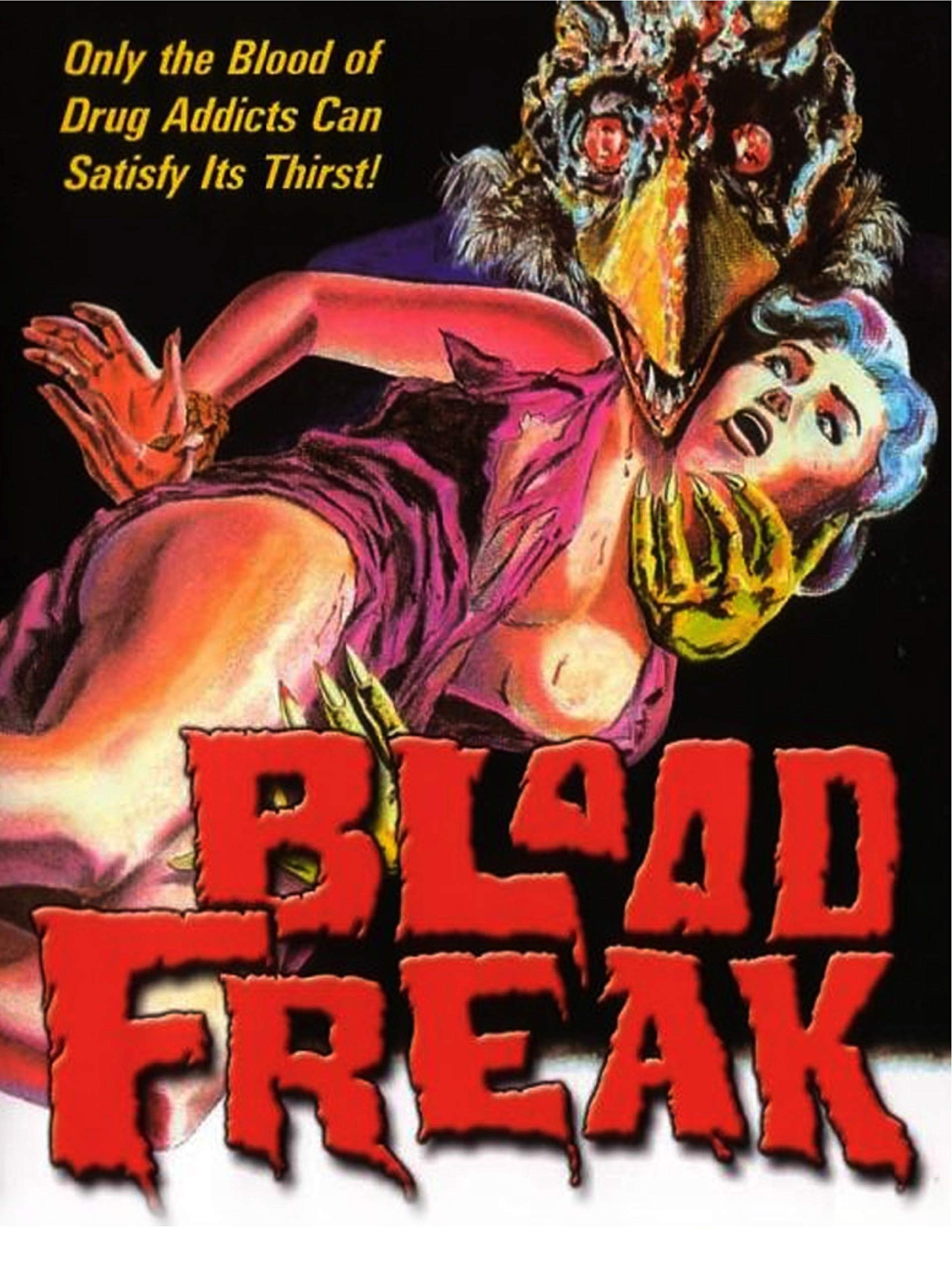 Blood Freak on Amazon Prime Video UK