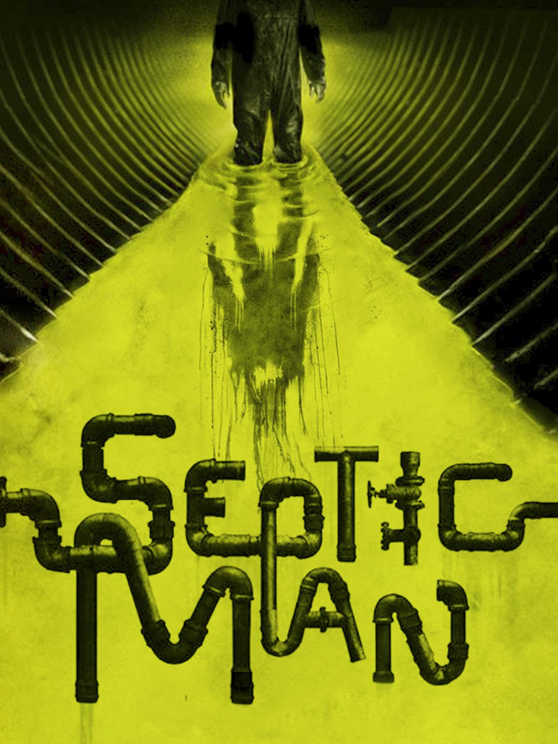 Septic Man on Amazon Prime Video UK