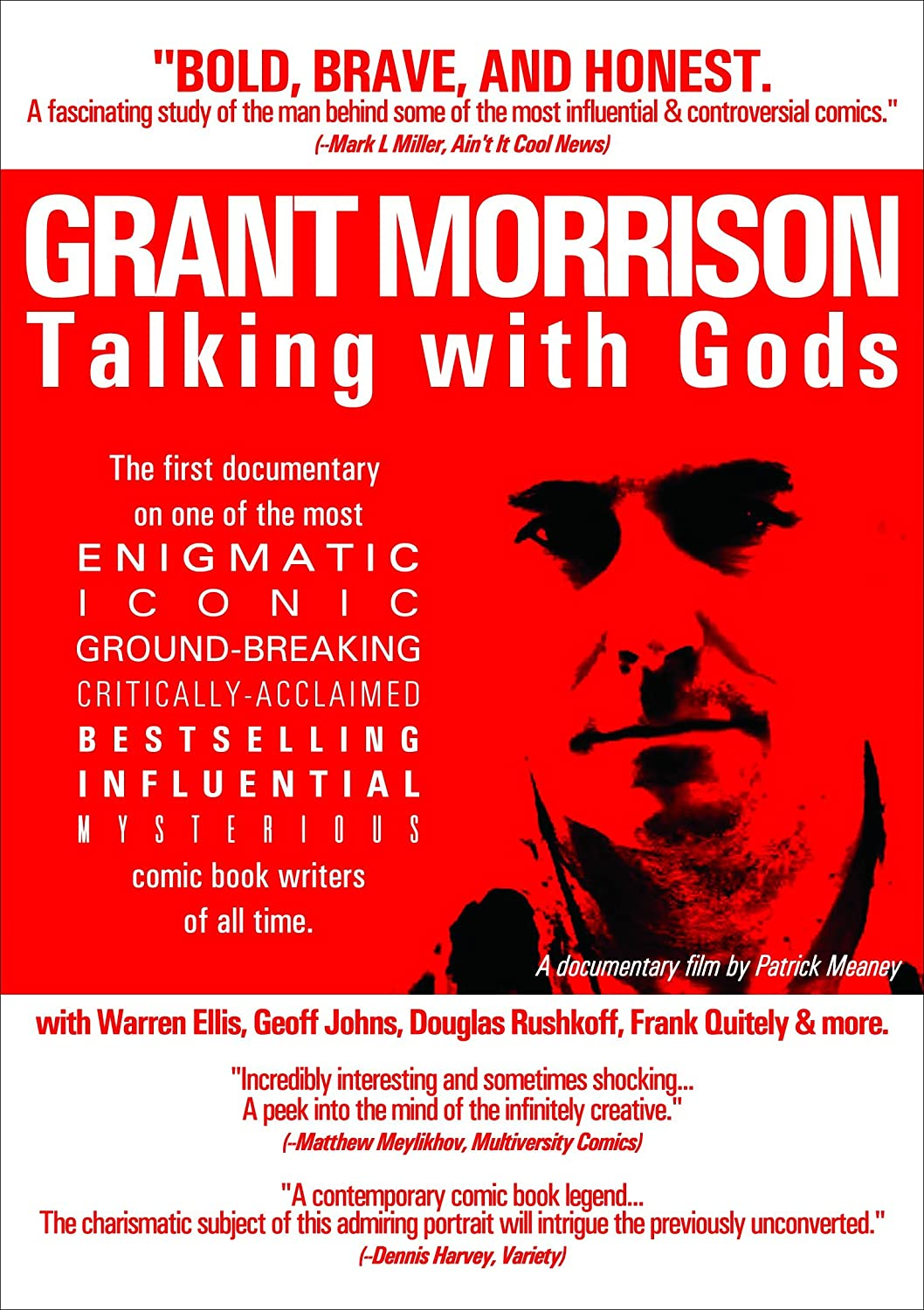 GRANT MORRISON - TALKING WITH GODS