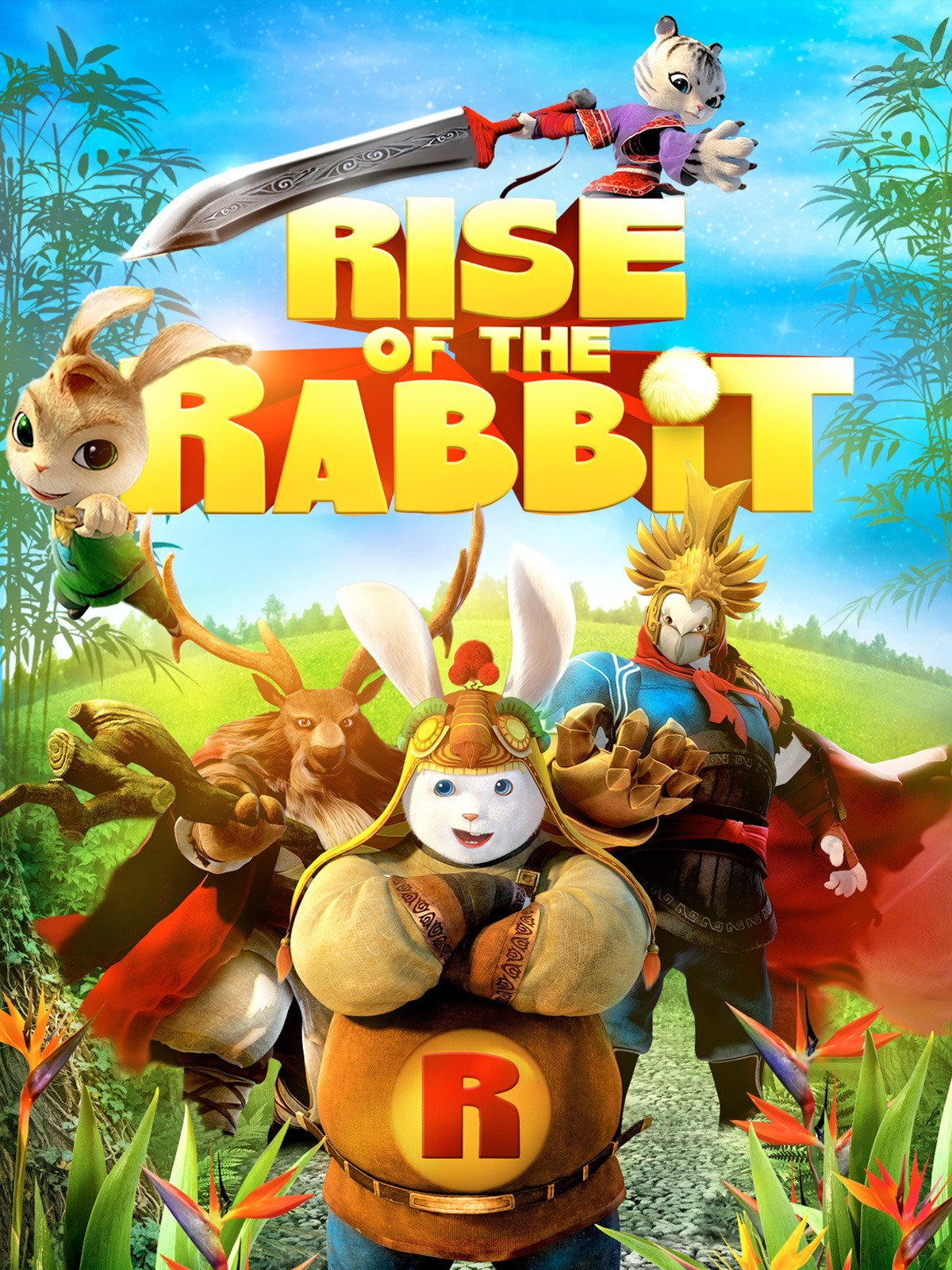 Rise of the Rabbit on Amazon Prime Instant Video UK