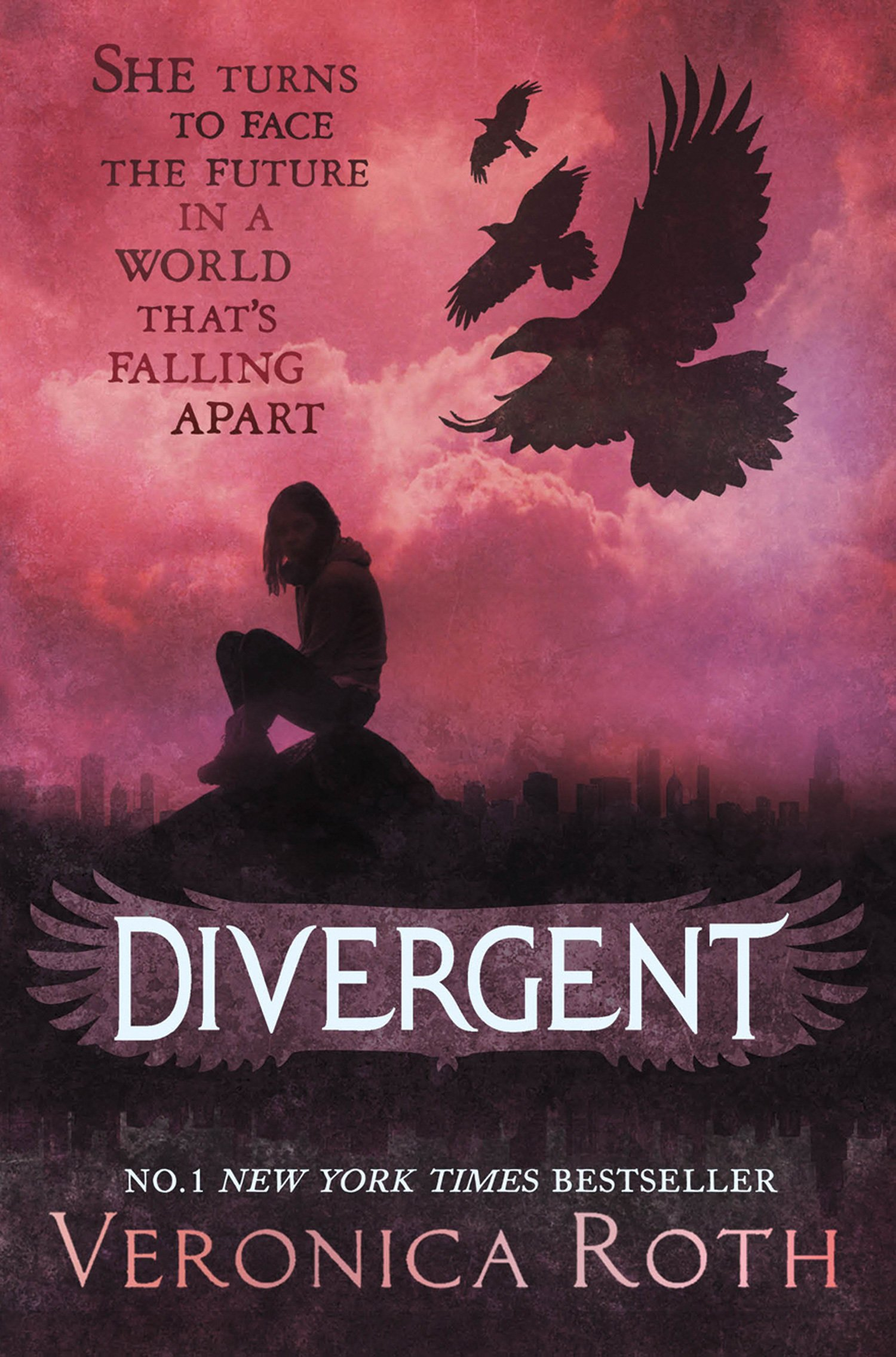 Buy Divergent (divergent, Book 1) Book Online At Low Prices In India   Divergent (divergent, Book 1) Reviews & Ratings  Amazon