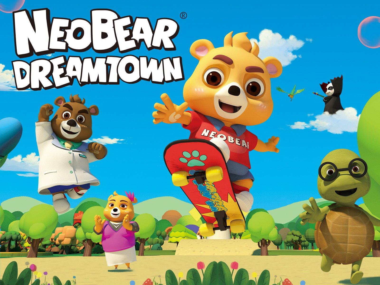 Neobear Dreamtown - Season 1