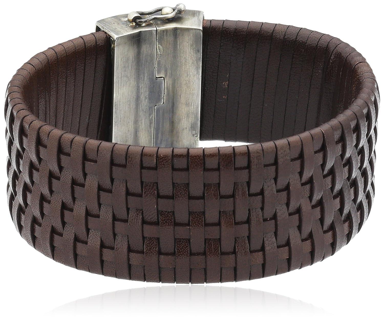caï Men Herren-Armband 925 Sterlingsilber vintage-oxidized 23 cm C4046B/90/00/23 jetzt bestellen