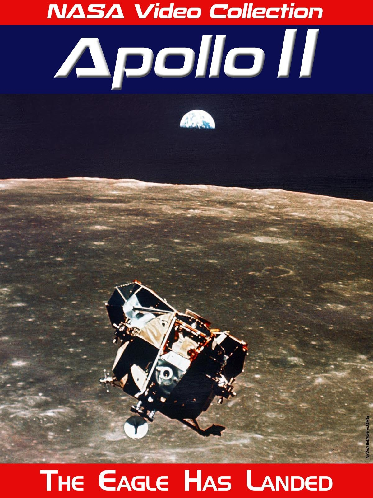 NASA Video Collection: Apollo 11
