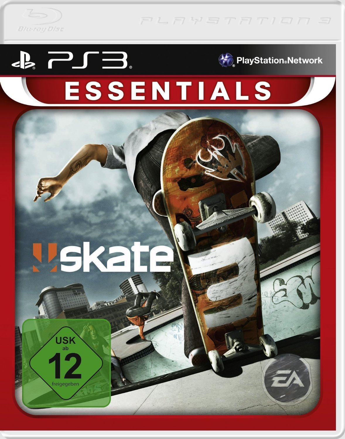 skateboard ps3 games