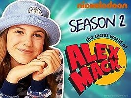 The Secret World of Alex Mack Season 2