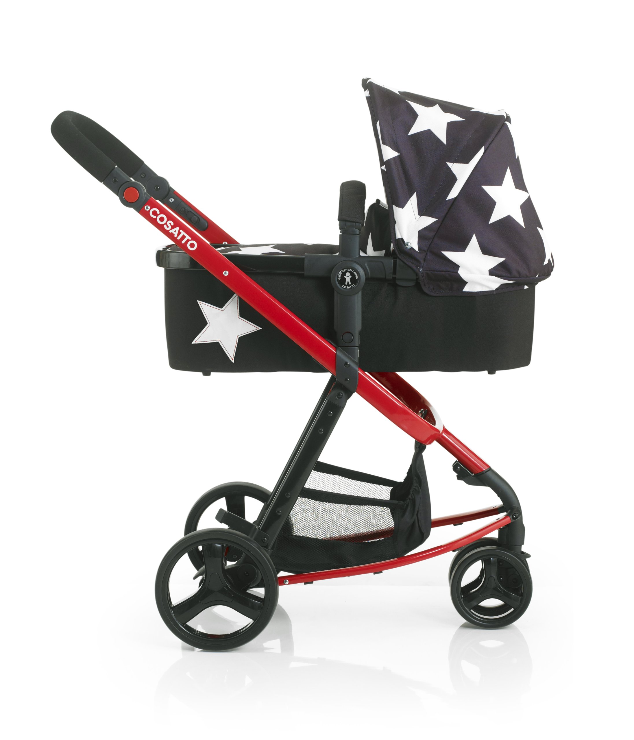Cosatto Giggle 2 Travel System (All Star)