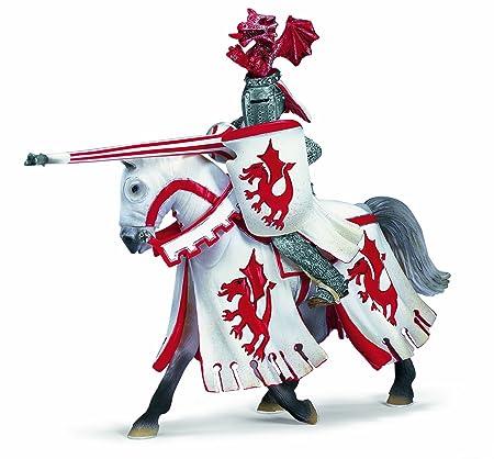 Schleich - 70046 - Figurine - Personnage - Chevalier De Tournoi, Dragon