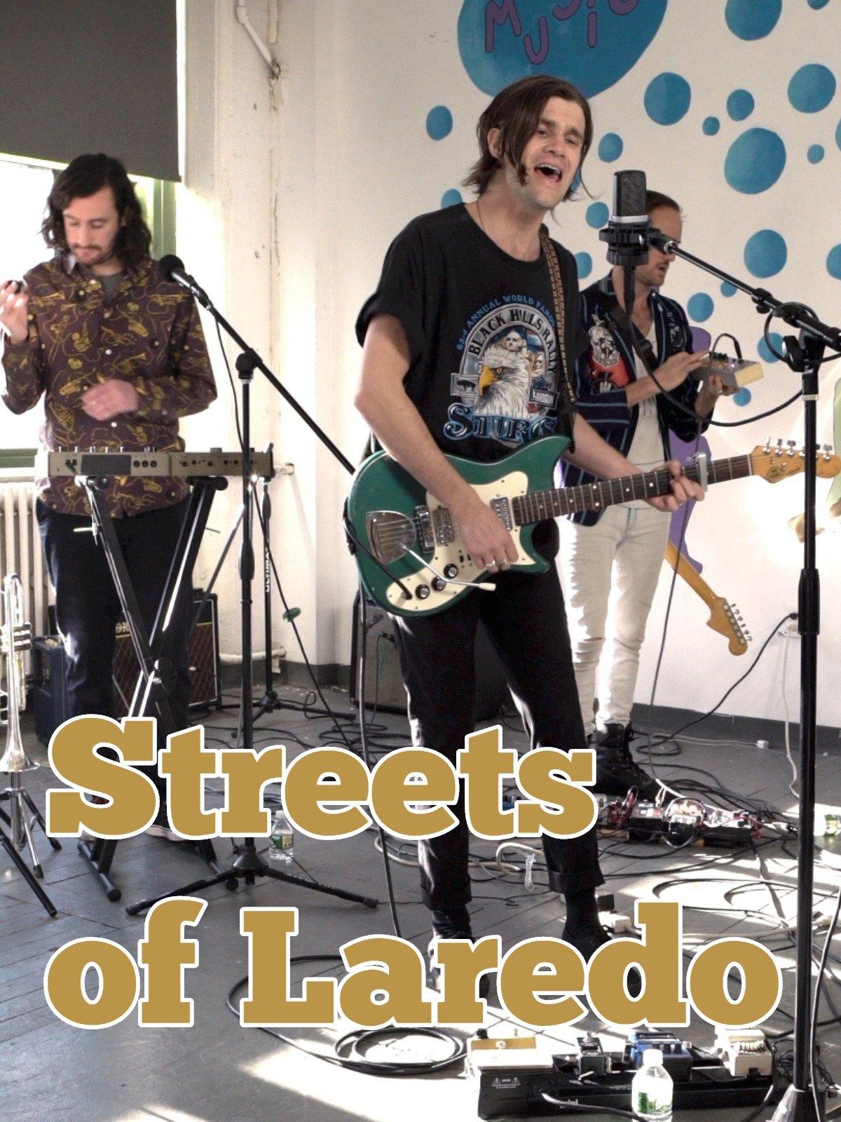 Streets of Laredo on Amazon Prime Video UK
