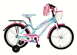Kross Blue Bell 18T Bicycle (Multicolor)